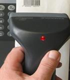 BNet 9560 Rückmelden mit Barcode-Scanner