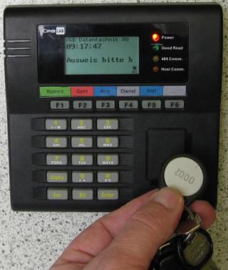 VuB-5100-Stempeln-zeiterfassung