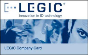 Legic-Ausweis RFID in der Zeiterfassung