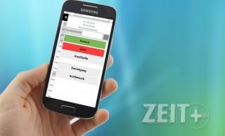 zeitplus-bildschirmstempeln-smartphone